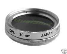 30mm CPL Polarizer Filter For Sony SR82,SR82E, DCR-HC62