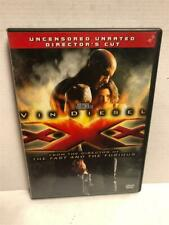 Xxx (Dvd, 2005, 2-Disc Set, Uncensored, Unrated, Directors Cut), Vin Diesel