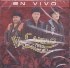New: EL CANELO DE SINALOA -Y Los Del Sitio En Vivo 100 Anos De Musica - CD