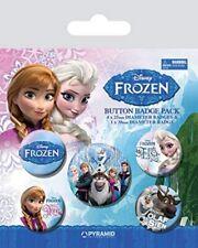 Frozen Badges 5 Paquet ( Py)