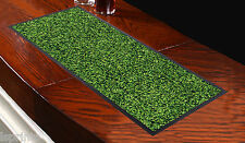 GRASS DESIGN BAR RUNNER L&S PRINTS IDEAL FOR PUBS CLUBS PARTIES GREEN LAWN