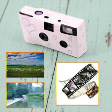 Film Camera 36 Photos White Photo Single Use One Time Way Birthday Gift AU stock