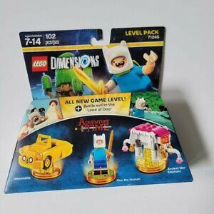 Lego Dimensions 71245 Adventure Time Level Pack Finn Jakemobile NEW