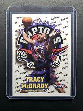 1997-98 SkyBox NBA Hoops Tracy McGrady RC, Rookie Card, Toronto Raptors