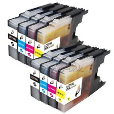 8 High Yield Ink For Brother LC-75 LC-71 MFC-J6910DW MFC-J280W MFC-J5910DW