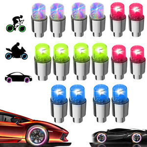 1000 Pcs Tire Caps Valve,Car Stem Caps SUV Bicycle Stem Covers Trucks Motor B6Y0
