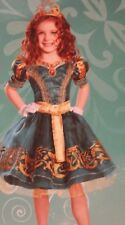 *New* Disney Deluxe Child Costume-Brave, Merida, Size 3T with Accessories!