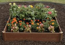Raised Garden Bed Kit Elevated Planter Box Vegetable Herb Flower Patio Grow Yard