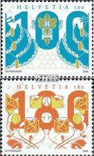 Schweiz 1954-1955 (kompl.Ausg.) postfrisch 2006 La Chaux-de-Fonds