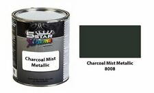 5 Star Xtreme Urethane Auto Paint Kit - Charcoal Mist Metallic - 8008