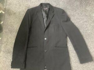 Next boys black suit jacket age 15