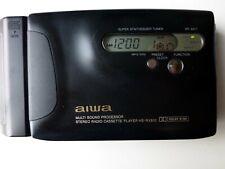 AIWA HS-RX810 wie Walkman, Riemen neu, überholt, Auto Reverse, Radio, Dolby-TOP