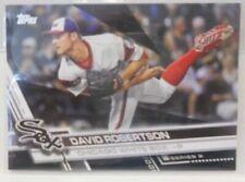 Cromos de béisbol de coleccionismo Topps Chicago White Sox