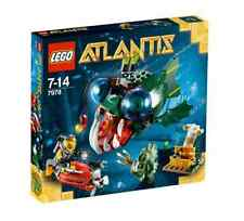 Lego Atlantis 7978 Angler Attack Diver Barracuda Guardian Xmas Gift Aquaman NEW