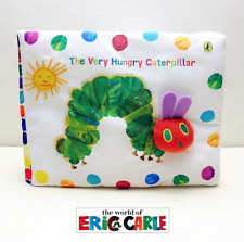 The Very Hungry Caterpillar Cloth Book  ~  Baby Gift  ~  FAST DISPATCH!