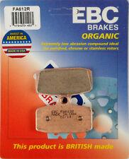 ebc brake pad chart