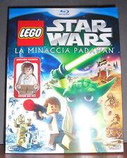 LEGO Bluray STAR WARS La Minaccia Padawan + Minifigure Young Giovane HAN SOLO