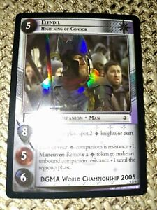 CCG 62a-c Lord of the Rings//Hobbit return of the King Complete Set German