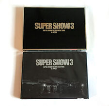 SUPER JUNIOR Super Show 3 The 3rd Asia Tour in Japan JAPANESE 2 DVD w/Photobook