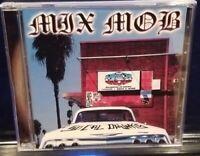 Mix Mob - SoCal Drunks CD kottonmouth kings suburban noize kmk 2002 srh SxCxDx