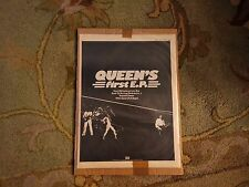 Queen First E.P. Emi Promotional Ad Large