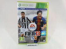 FIFA 13 2013 MICROSOFT XBOX 360 PAL EU EUR ITA ITALIANO ORIGINALE