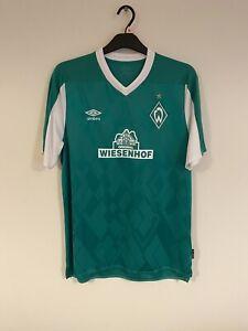 Werder Bremen Home Shirt 2020-2021 XL