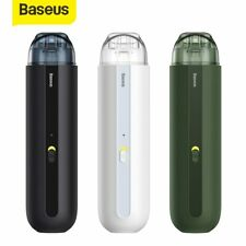 Baseus 5000Pa Cordless Car Vacuum Cleaner 12V Mini Auto Home Handheld Dust @ye