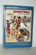NBA BASKETBALL GIOCO USATO INTELLIVISION EDIZIONE ITALIANA MATTEL FR1 55003