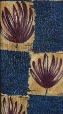 """The Metropolitan Museum of Art """"New Directions"""" Purple Flower Men's Necktie Tie"""