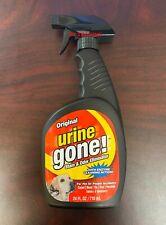 Urine Gone! Original Pet Stain Cleaner Odor Eliminator Auto Vinyl Carpet ~ 24oz