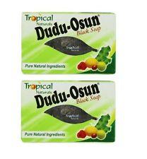2 X DUDU OSUN BLACK SOAP 150 gms