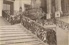 Tarjeta Postal ARANJUEZ. Real Palacio. Escalera Principal.