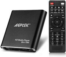 AGPtek HDMI Media Player, Mini 1080p Full-HD Ultra HDMI Digitaler Media Player
