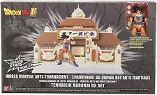 NEW - Dragon Ball Tenkaichi Budokai Playset with Figure
