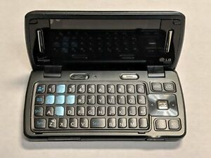 LG enV3 VX9200 Blue/Gray Verizon Wireless Flip QWERTY Full Keyboard Cell Phone