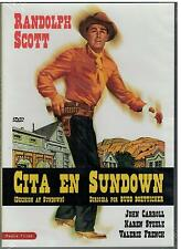 Cita en Sundown  (DVD Nuevo)