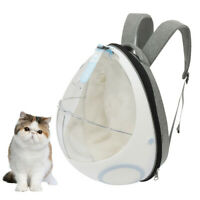 2 in 1 Astronaut Pet Cat Dog Puppy Carrier Travel Bag Space Capsule Backpack New