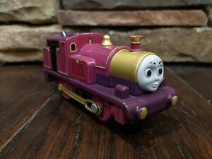 Thomas & Friends Trackmaster Motorized Railway Train Lady Engine 2000 TOMY WORKS