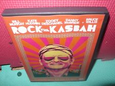 rock the kasbah - bill murray - willis - dvd