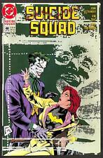 Suicide Squad #48 Origin of Oracle (Barbara Gordon) VFN