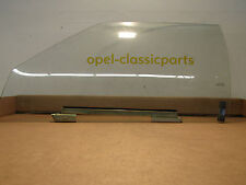 Glasscheibe Tür links klar Manta B ORIGINAL OPEL 163221