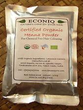 100g 3.5 oz Certified Organic Herbal Mehendi Henna Powder Hair Henna Tattoo