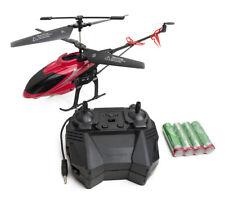 Mini Helicoptero Radio Control Remoto Aeronave Juguete ideal Regalo para Niños