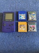 Nintendo Game Boy Handheld System - Grape And Games