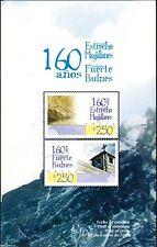 Chile 2006 Brochure 160 años Colonizacion Estrecho de Magallanes Fuerte Bulnes
