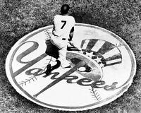 Mickey Mantle Photo 8X10 New York Yankees On Deck HOF MLB  Buy Any 2 Get 1 FREE