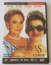 THE PRINCESS DIAIRIES DVD (#DVD01087)