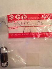 SUZUKI CABLE, ELECTRICAL CLAMP QUADRACER, QUADSPORT 09407-18401 NOS!