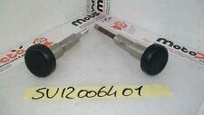 Tamponi paratelaio Frame sliders universal Suzuki V strom 1000 DL 06 08